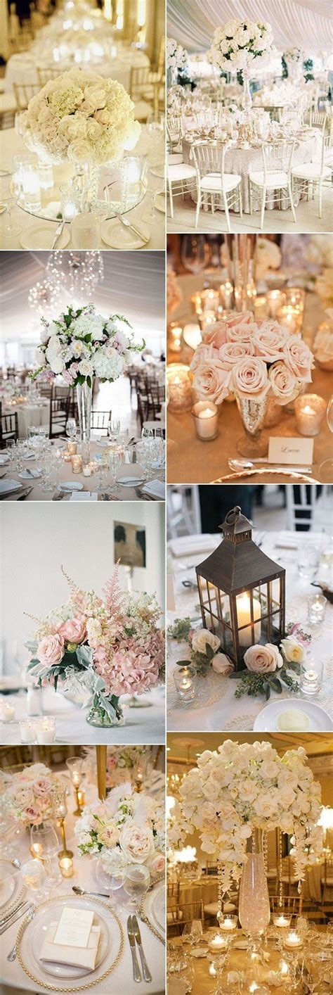 18 Elegant Wedding Centerpiece Ideas for 2018 Trends