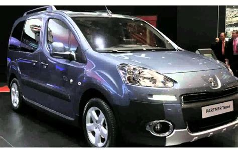 peugeot partner 2015 2015 peugeot partner tepee pictures information and
