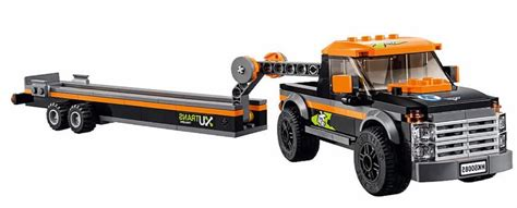 Lego 60085 City 4x4 With Powerboat lego city 3221 lego city truck i brick city
