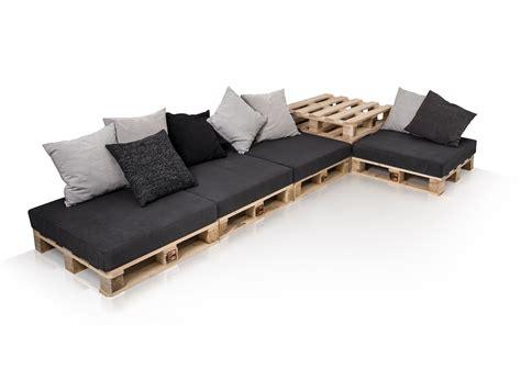 sofa spedition lounge ecksofa palettensofa paletten big sofa fichte natur
