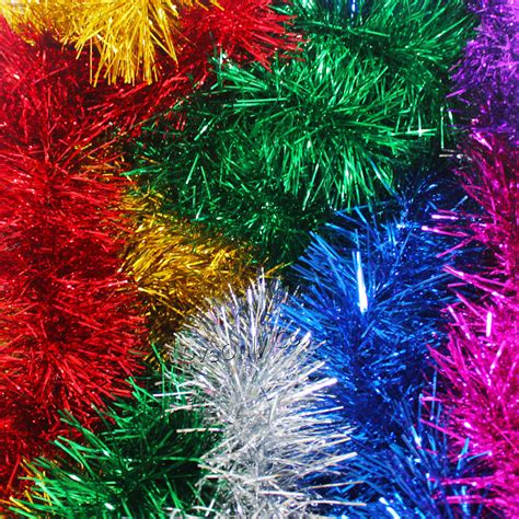 compare prices on halloween tinsel garland online