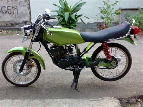 Lu Sorot Variasi Motor modifikasi motor rx king jogja pecinta modifikasi