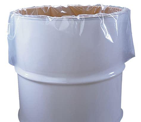 Planter Bag 200 Liter T1310 4 55 gallon 4 mil plastic drum liner 38 quot x 65 quot 150 per roll