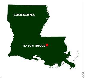Map Of Baton Rouge Louisiana by Site Map Trutv Com