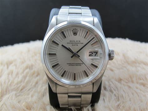 Kemeja 3 Second Original 107 1972 rolex oyster date 1500 original silver seconds track catawiki