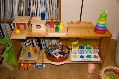 the montessori child at home