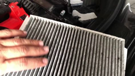 bmw   cabin filter replacement youtube