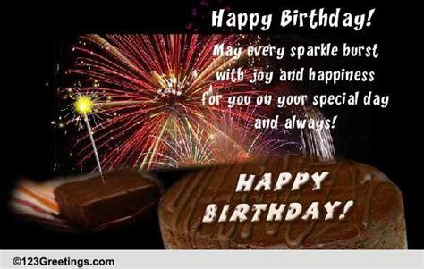 wishes   sparkling birthday  happy birthday ecards