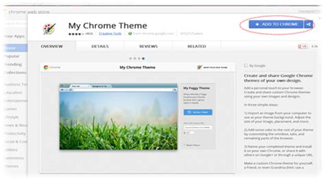 my chrome theme free download how to create your own custom chrome themes using my