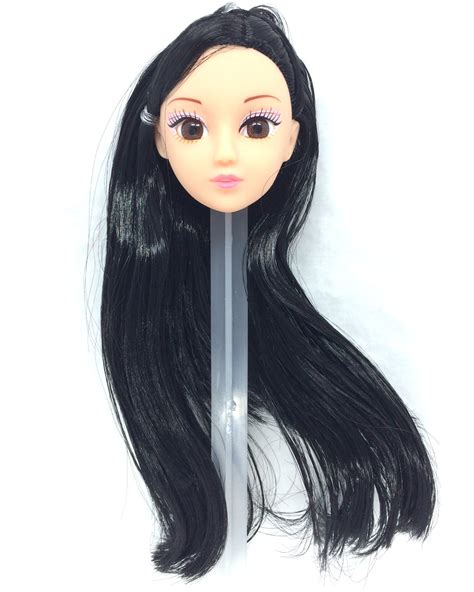 fashion doll heads buy wholesale black doll heads from china black