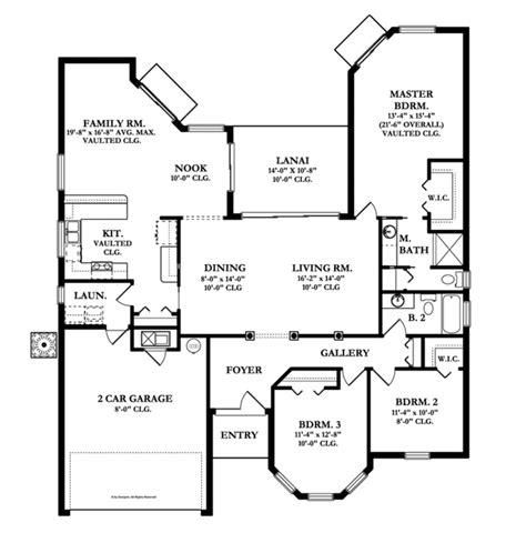 mediterranean style house plan 3 beds 2 baths 1250 sq ft mediterranean style house plan 3 beds 2 baths 1850 sq ft