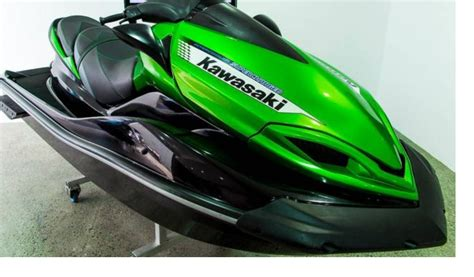 Novo Kawasaki Ultra 300x 2011 Do Luxo Kawasaki Ultra 300x In Images