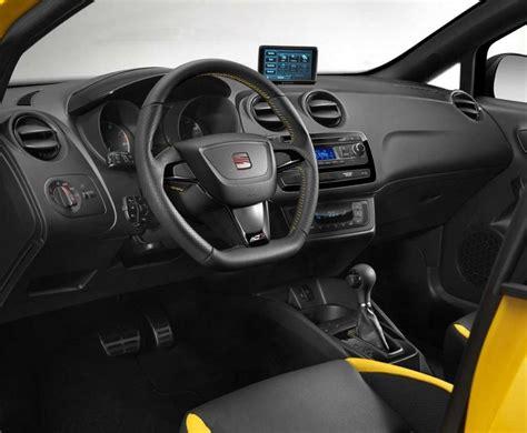seat ibiza interni seat ibiza cupra concept foto ufficiali foto allaguida