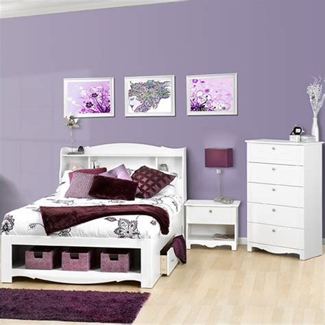 full size storage bed with bookcase headboard regarding
