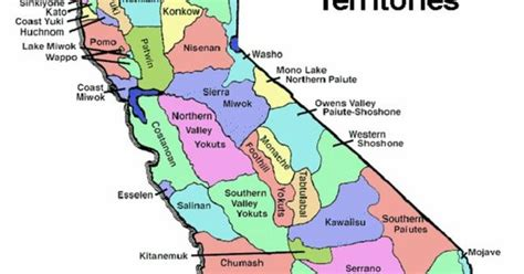 map of california american tribes california indian pre contact tribal territories lbd