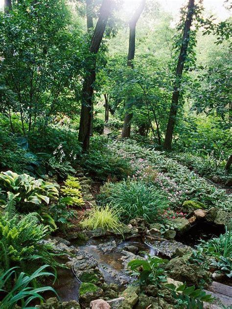 Shade Garden Ideas Shade Gardening Ideas