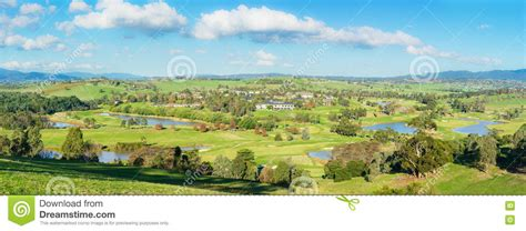 Landscape Design Yarra Valley Panoramic Landscape View Of Yarra Valley In Melbourne