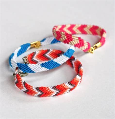 How To Make Handmade Friendship Bracelets - 30 beautiful collection of handmade bracelets creativemisha