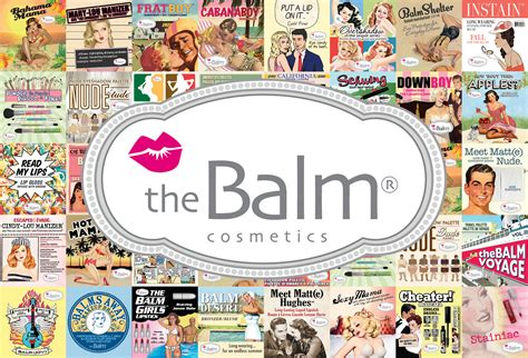 Balm Makeup the balm shop the balm make up eyeshadow palettes blusher asos