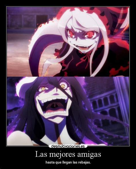 imagenes anime overlord im 225 genes y carteles de overlord desmotivaciones