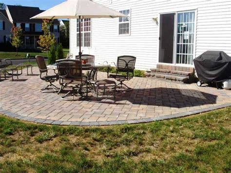 Simple Backyard Patio Ideas Simple Patio Designs