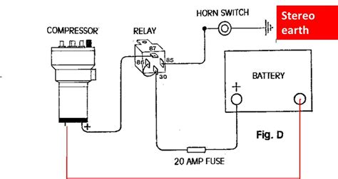 wolo air horn wiring diagram 28 wiring diagram images