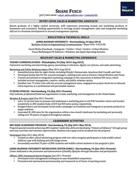 resume templates it professional free resume templates it
