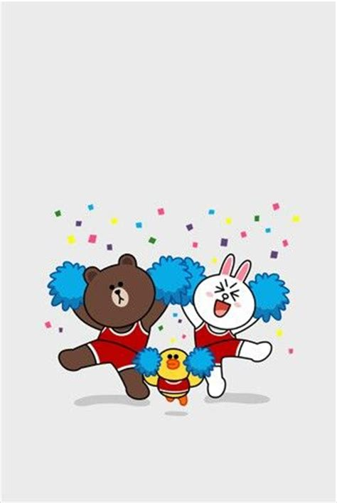 Brown Line Characters 126 best images about brown cony on jigsaw