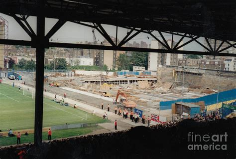 Shed End Stamford Bridge by Chelsea Stamford Bridge South Terrace Shed End 4