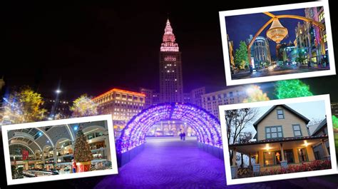 downtown cleveland lights downtown cleveland lights decoratingspecial com