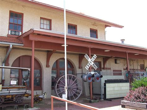clovis new mexico clovis depot model museum photo