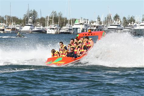 speed boat gold coast surfers paradise parasail jet ski jet boating gold coast
