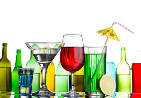 Top 5 Bar Drinks by Top 5 Healthiest Drinks