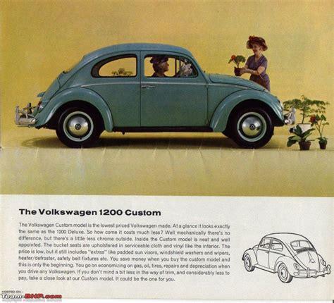 Manual Book Vw Combi 1969 Komplit Original 1966 vw beetle 1200a restoration team bhp