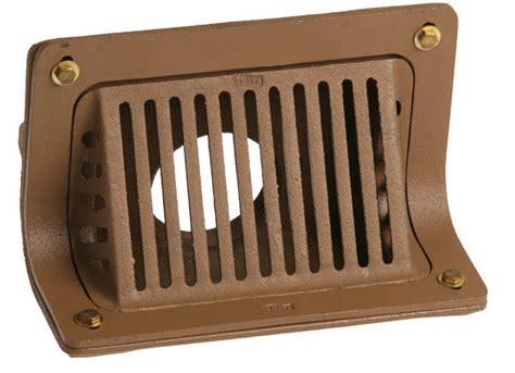 jr smith floor sink duco cast iron scupper drains r smith mfg co