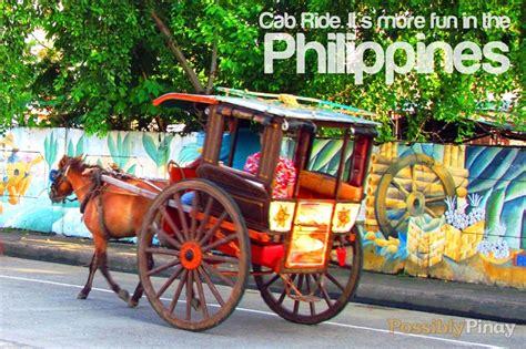 philippine kalesa kalesa in laoag ilocos norte philippines