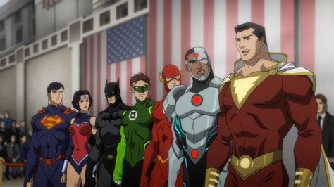 film justice league streaming ita animated heroics batman and justice league movies on