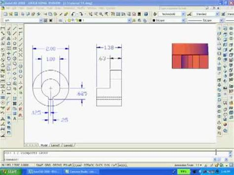 tutorial autocad 2d youtube tutorial 14 autocad 2d 3d online tutoring is available