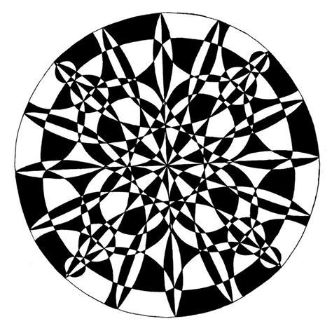 radial pattern drawing radial design by kalooeh on deviantart