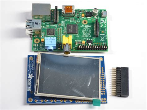 hamshack raspberry pi learn how to use raspberry pi for radio activities and 3 diy projects books assembly adafruit pitft 2 8 quot touchscreen display for