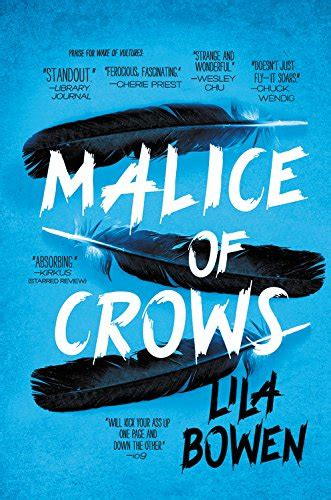 malice of crows rt book reviews