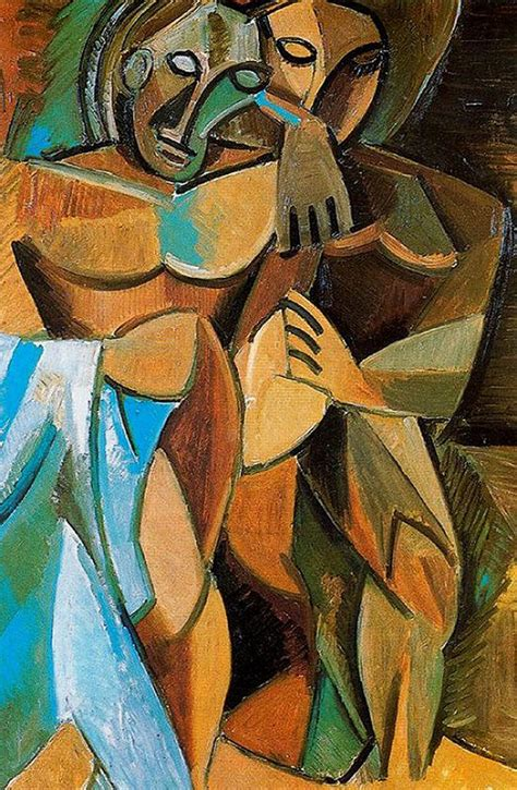 picasso paintings and facts friendship 1908 by pablo picasso