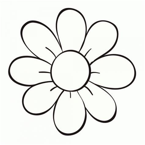 imagenes de rosas faciles para colorear im繝筍genes de flores para colorear dibujos de colorear