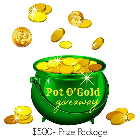 Lucky Giveaways - st patrick s day giveaway