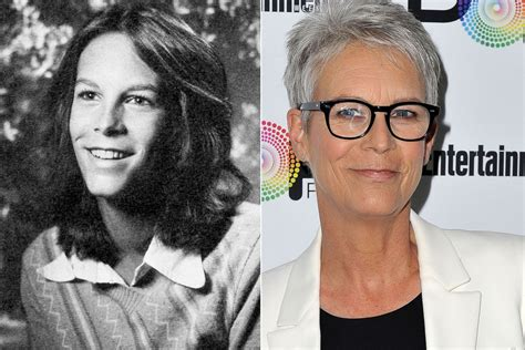 jamie lee curtis good morning america jamie lee curtis picture before they were famous abc news