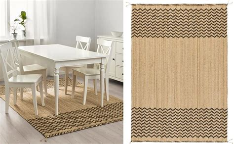 alfombra ikea salon las mejores alfombras baratas ikea para decorar tu sal 243 n o