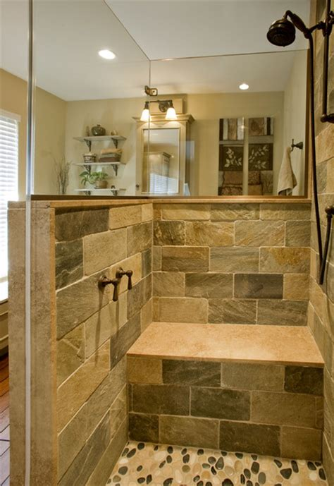 master bathroom ideas houzz refined rustic master bath remodel ambler pa