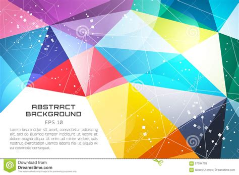 wallpaper abstract eps abstract background vector technology wallpaper stock