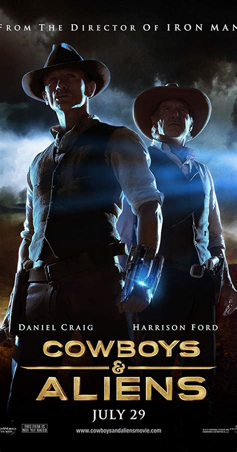 aliens and the west cowboys aliens 2011 imdb