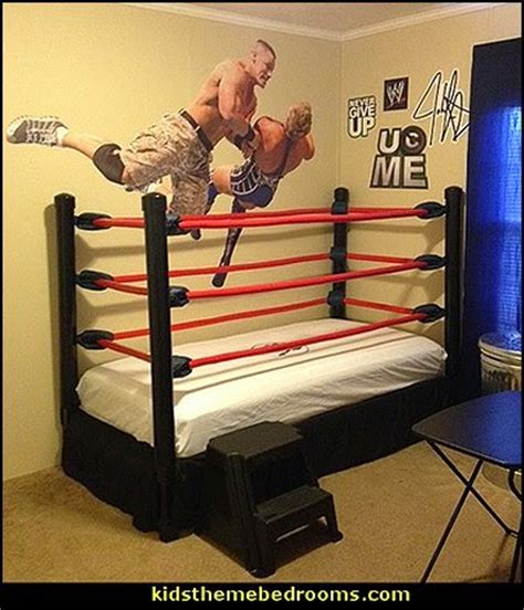 wrestling decorations for bedroom decorating theme bedrooms maries manor sports bedroom